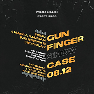 GUNFINGER SHOWCASE